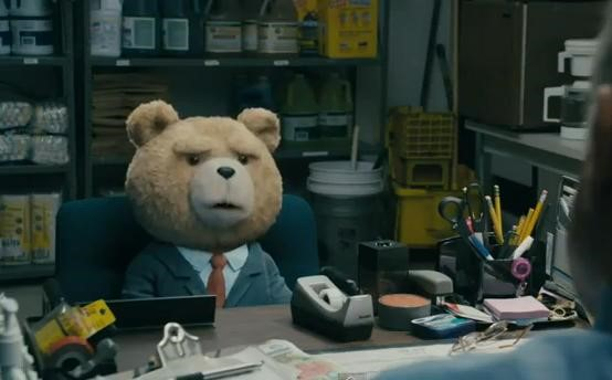 ted job inteview